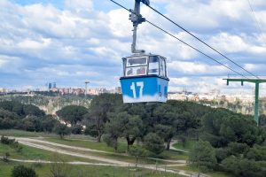 Madrid's Teleférico – Featured after-class activity